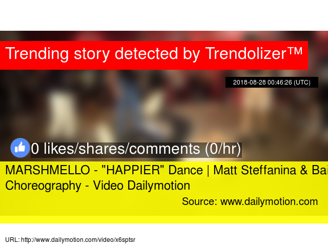 Dating dance song dailymotion 2